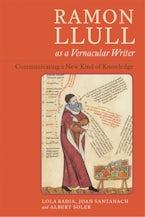 Ramon Llull as a Vernacular Writer