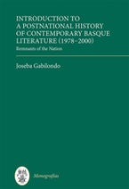 Introduction to a Postnational History of Contemporary Basque Literature (1978-2000)