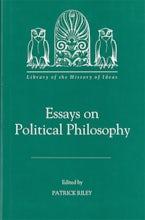 Essays on Political Philosophy
