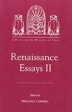 Renaissance Essays II