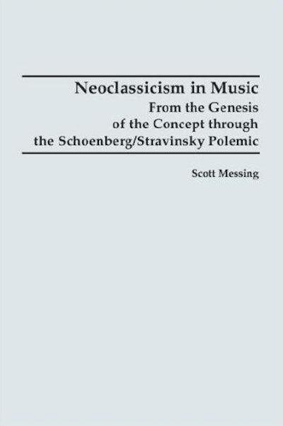 Neoclassicism in Music
