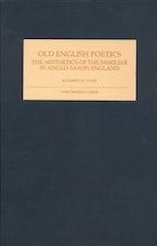Old English Poetics