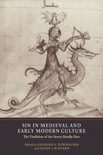 Sin in Medieval and Early Modern Culture