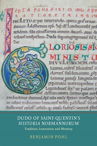 Dudo of Saint-Quentin's Historia Normannorum