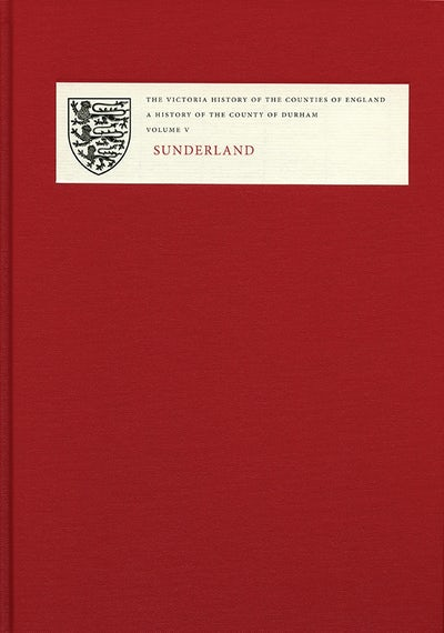 A History of the County of Durham