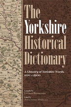 The Yorkshire Historical Dictionary